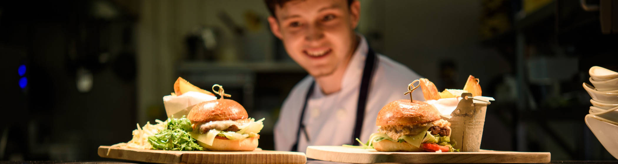 Stables cafe burgers