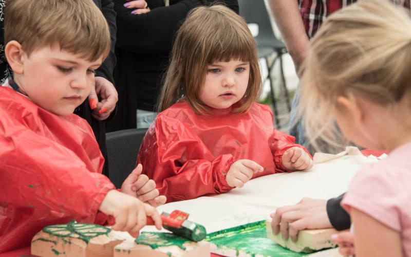 feast children activities