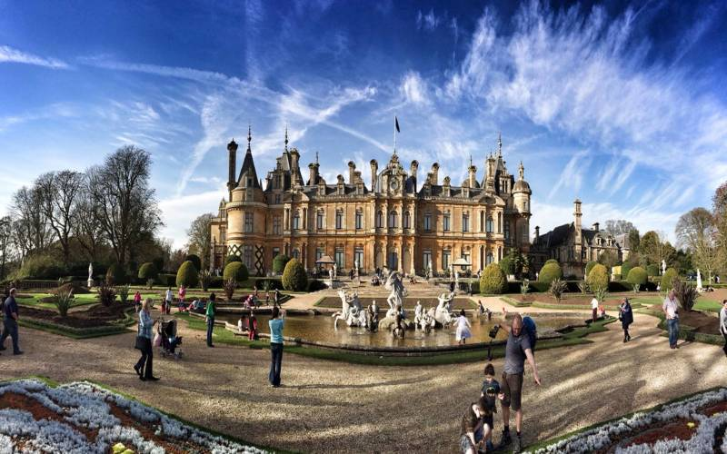 Waddesdon: A year in the life