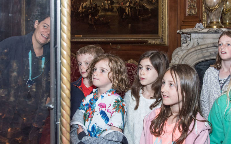 aj--Children-only-behind-the-scenes-tour,-Waddesdon-Manor.-Photo-Kathey-Chantler-(c)-National-Trust,-Waddesdon-Manor