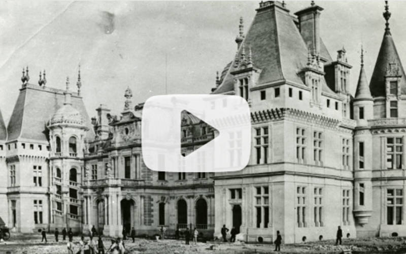 Film thumbnail, Waddesdon Manor on film