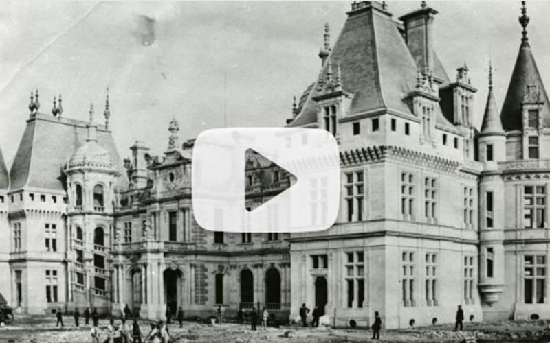 Film thumbnail, Waddesdon Manor on film