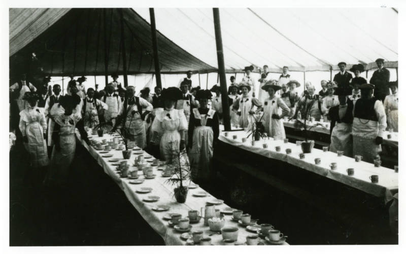 Feast: a taste of history