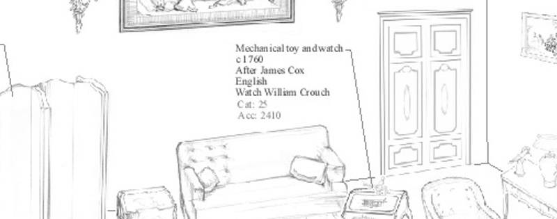 Simon's sketches: drawing in detail in the digital age
