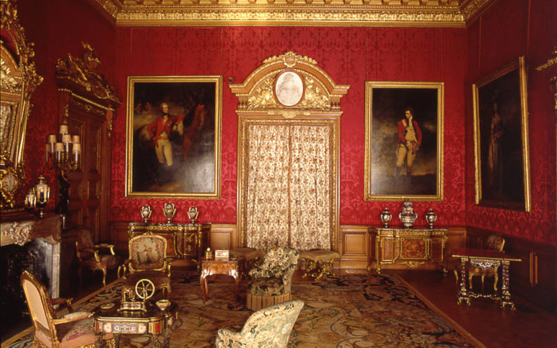 Reynolds, Red Drawing Room - 3000x1875