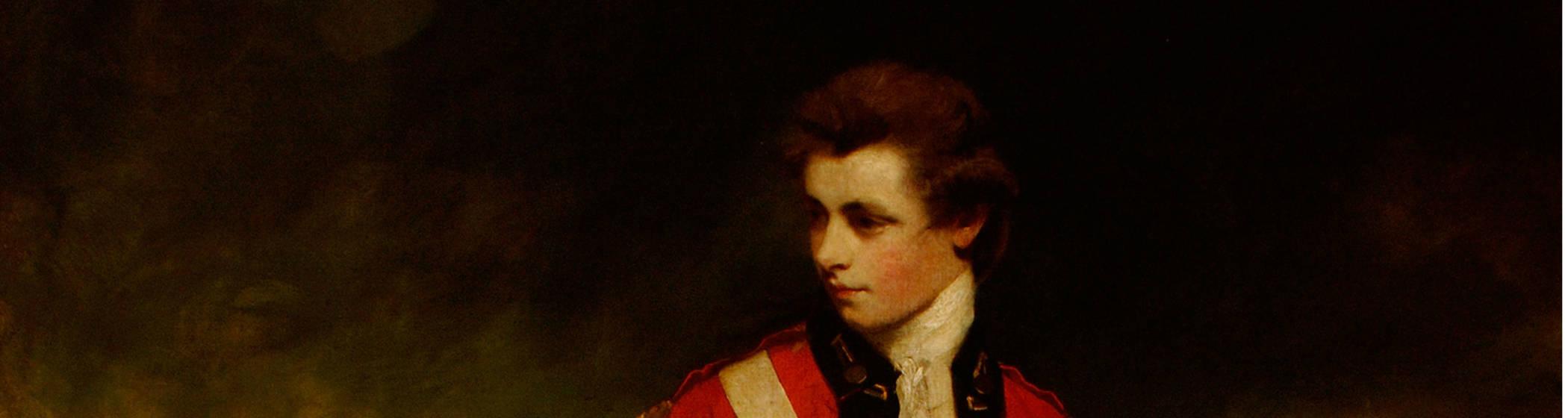 Joshua Reynolds, Captain John Hayes St Leger (1756-1799)