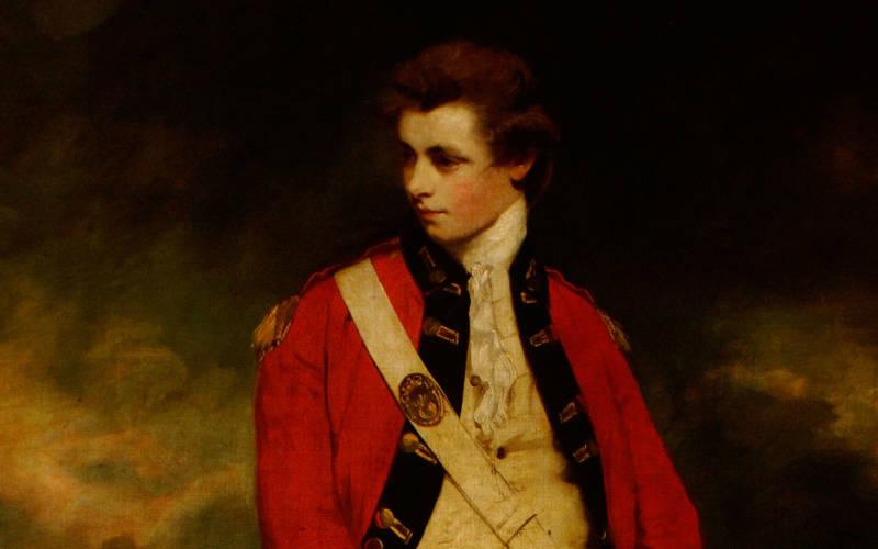 Reynolds, Captain John Hayes St Leger - 3000x1875, cropped