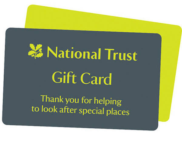 National Trust digital gift card