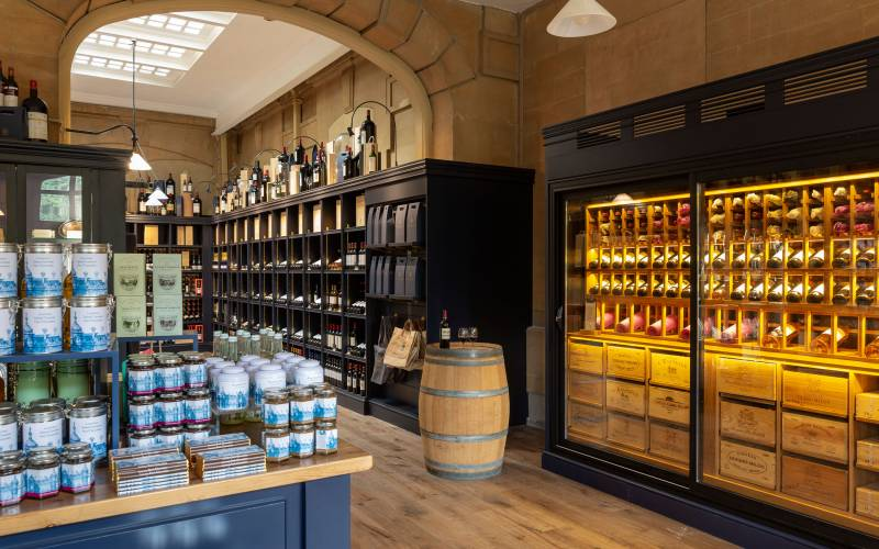 Tour England with a selection of Waddesdon wines