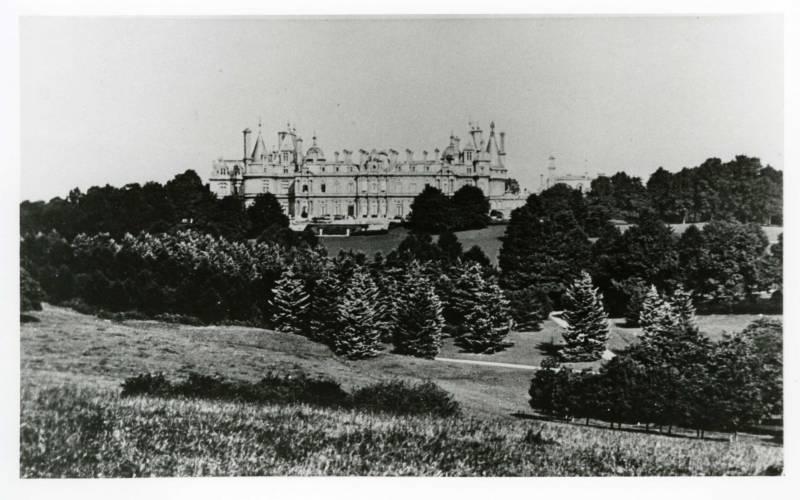 Waddesdon Manor post 1889