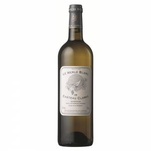 Bottle of Chateau Clarke le Merle blanc