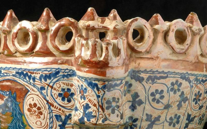 Object in focus – Renaissance basil pot