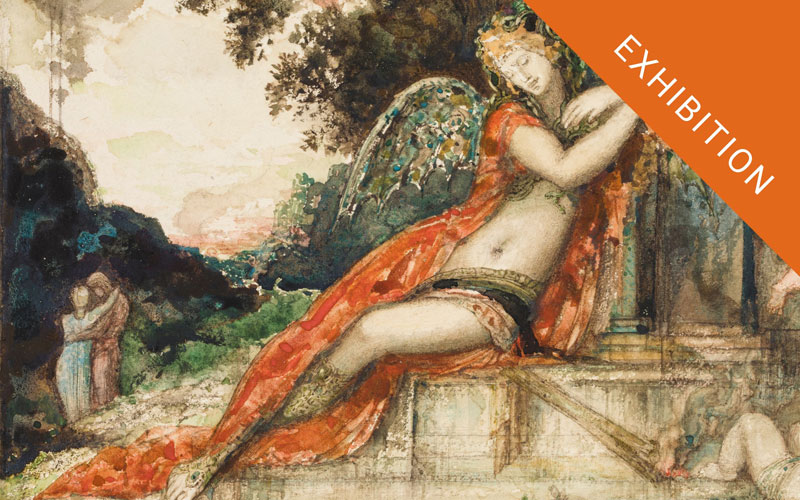 Gustave-Moreau-Discord-detail-web-graphic-with-exhibition-flash