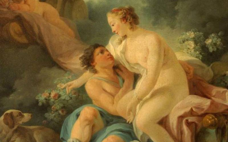 Venus-and-Adonis-Huet-1778