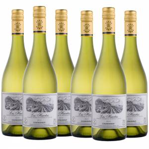 Las heurtas chardonnay three bottle case