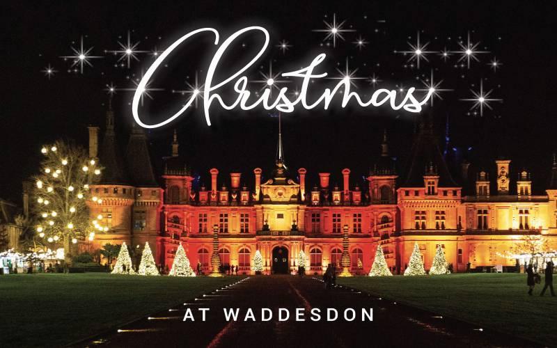 2020 Christmas at Waddesdon
