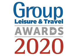 Groups Leisure & Travel award logo 2020