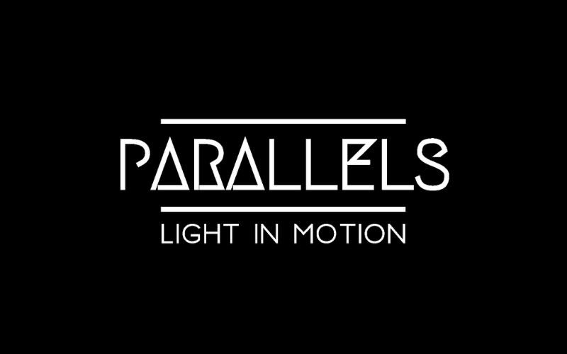Parallels Light in Motion black 800 x 500