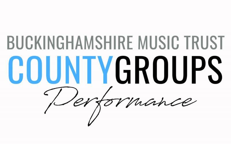 Bucks Music Trust County Groups Performance logo