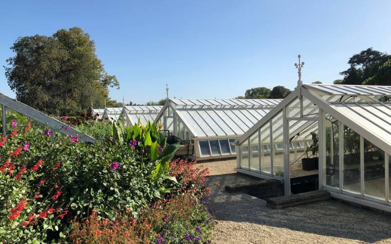 Glasshouses-at-Eythrope-(c)-Waddesdon,-A-Rothschild-House-&-Gardens