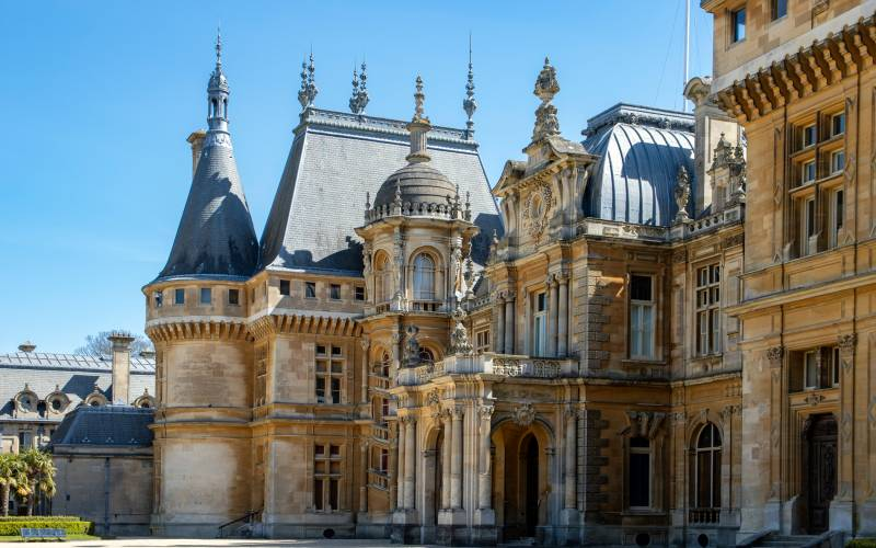 Waddesdon named as one of the most-Instagrammed National Trust properties