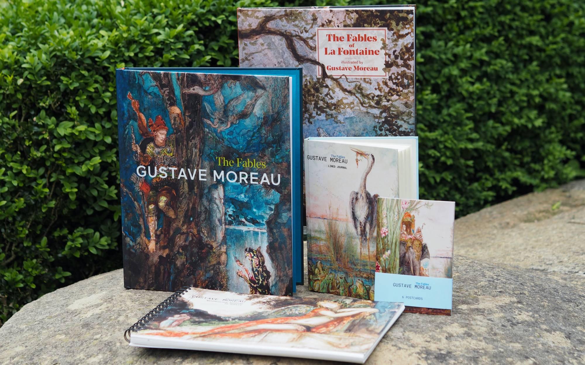 Gustave Moreau shop product range