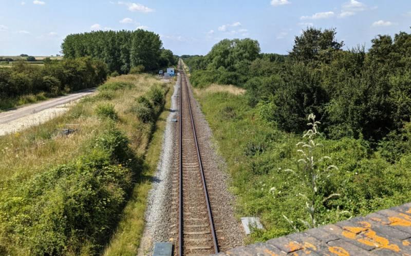 Disused tube station – Waddesdon Manor