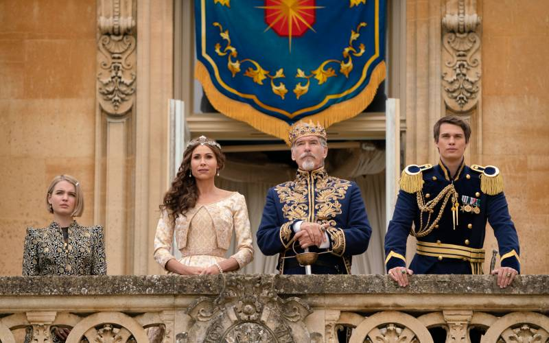 Waddesdon Manor unveiled as the fairy-tale castle starring in Amazon Prime Video's new Cinderella